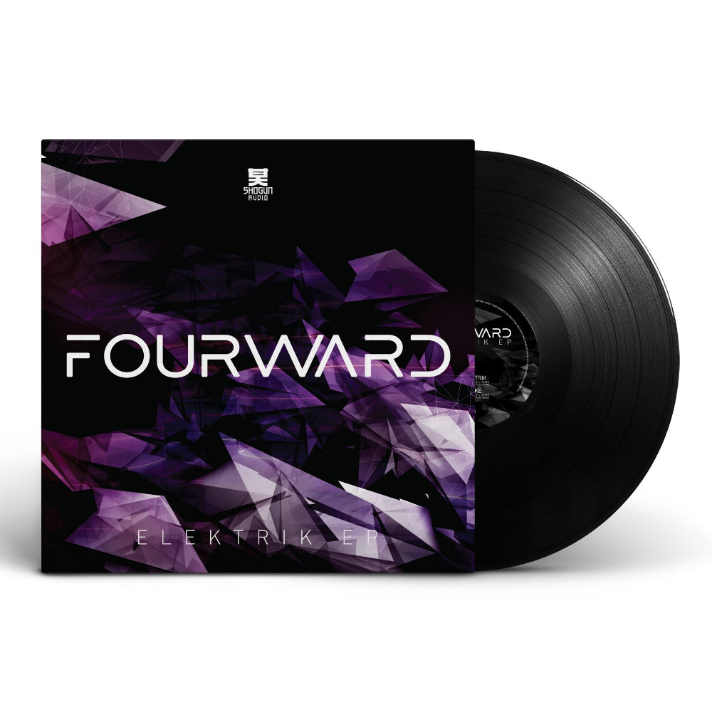 Fourward - Fourward - Elektrik EP - Shogun Audio