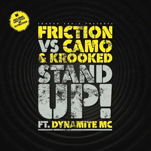 Friction - Friction - Stand Up / Life Cycle - Shogun Audio