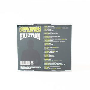Shogun Audio - Friction Presents: Assassins Volume 1 CD - Shogun Audio