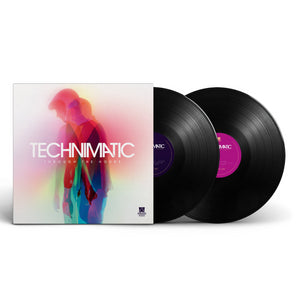 "Technimatic - Through The Hours (2x12"" vinyl in gatefold sleeve)"
