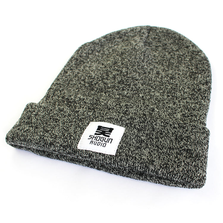 Shogun Audio - Antique Grey Beanie - Shogun Audio