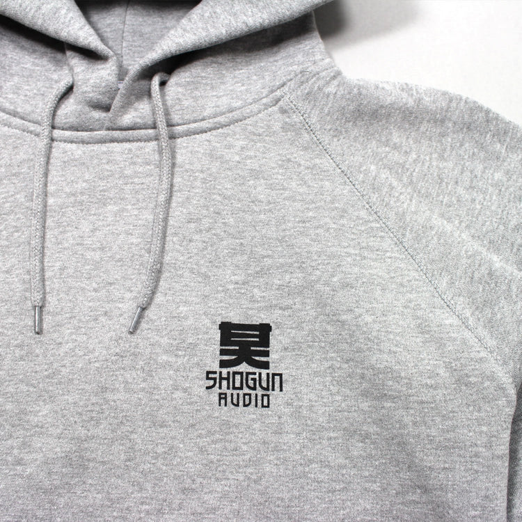 Shogun Audio - Classic Hoodie Grey - Shogun Audio