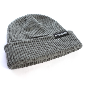 Shogun Audio Beanie Grey - Shogun Audio