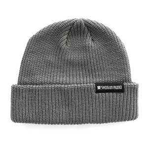 Shogun Audio - Shogun Audio Beanie Grey - Shogun Audio