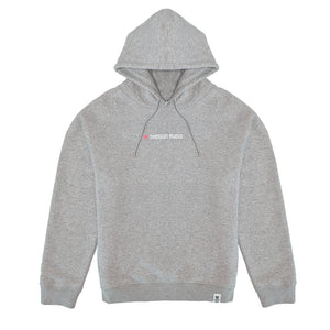 Shogun Audio Horizon Hoodie Grey - Shogun Audio