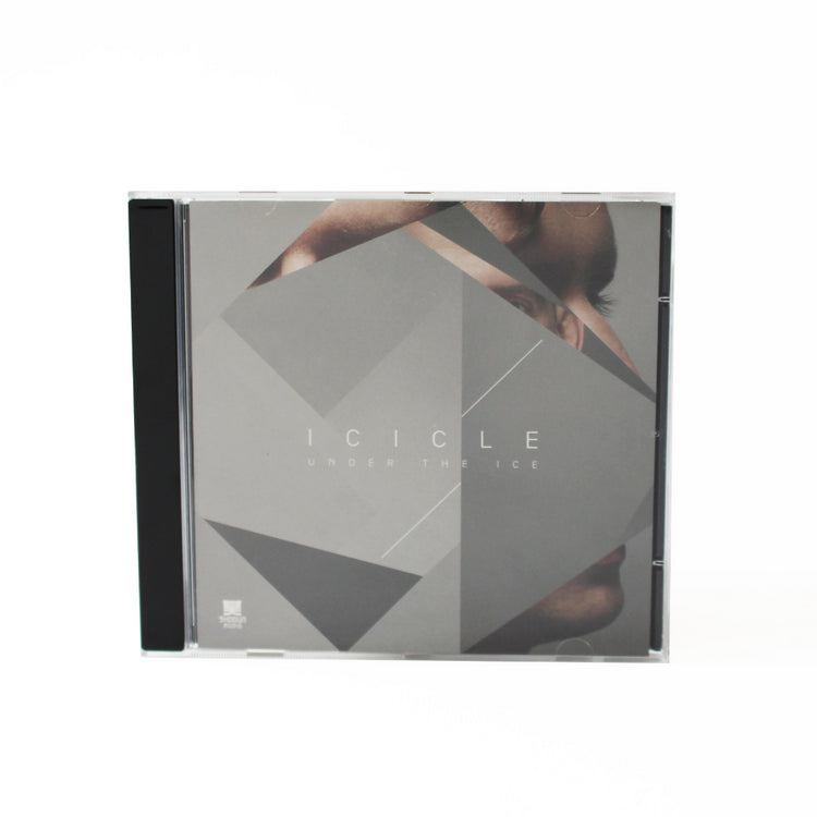 Icicle - Under The Ice CD - Shogun Audio