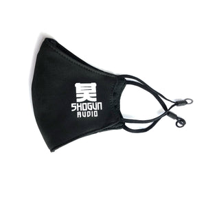 Shogun Audio Face Mask (two pack)