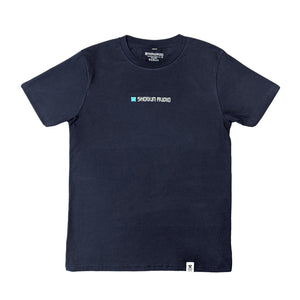Shogun Audio Replay T-Shirt Navy - Shogun Audio