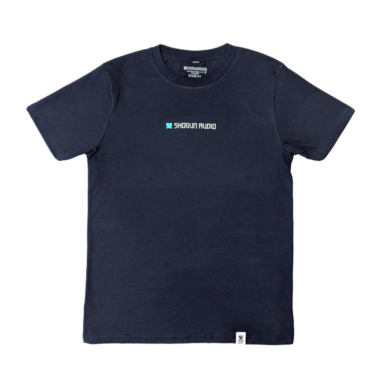 Shogun Audio - Shogun Audio Replay T-Shirt Navy - Shogun Audio