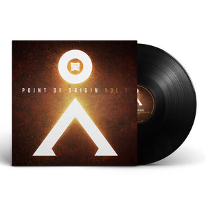 Various Artists - Point Of Origin Vol.1 LP - Shogun Audio