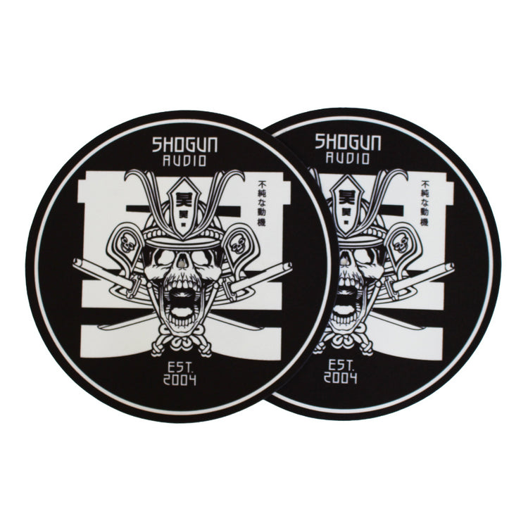 Shogun Audio - Shogun Audio Slipmats - Shogun Audio