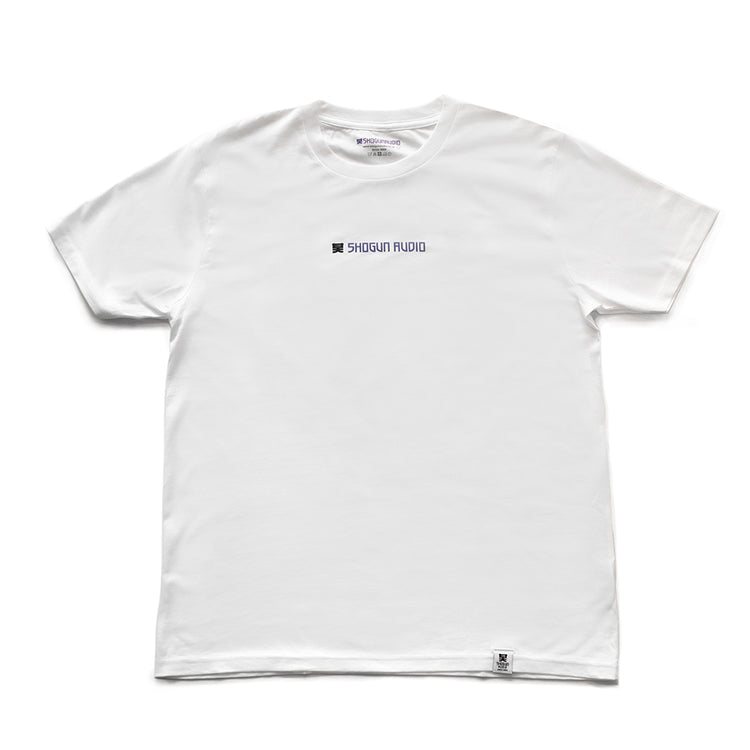 Shogun Audio Replay T-Shirt White - Shogun Audio
