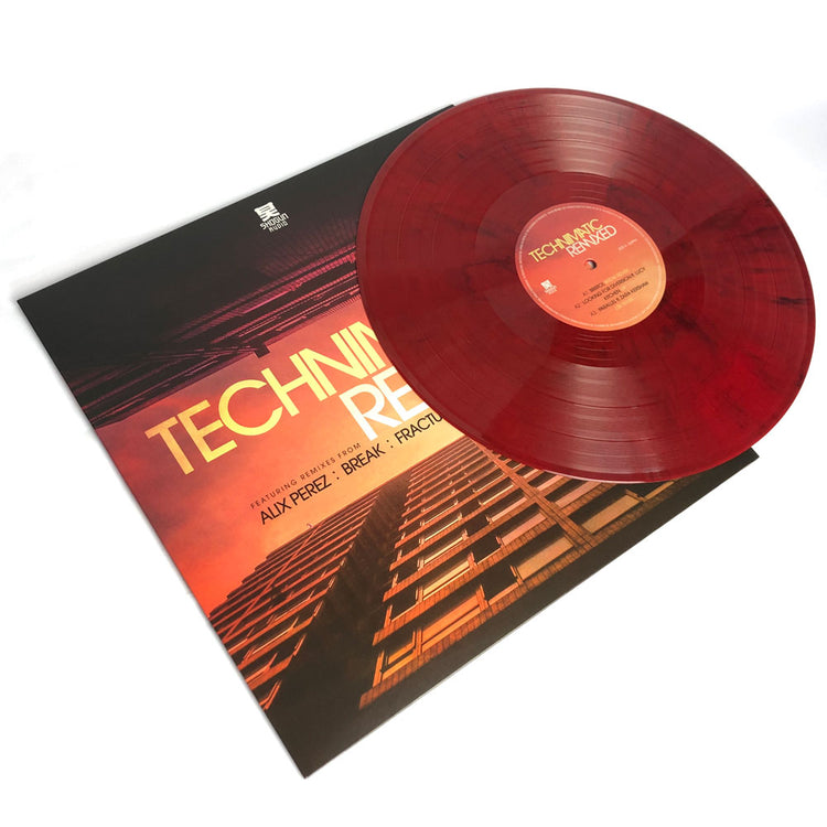 Technimatic -  Remixed EP - Shogun Audio