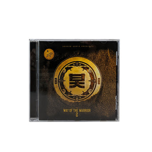 Various Artists -  Way of the Warrior 2 CD - Shogun Audio