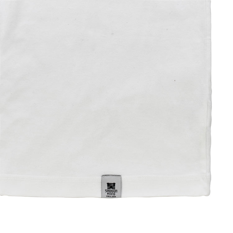 Classic T-Shirt White - Shogun Audio