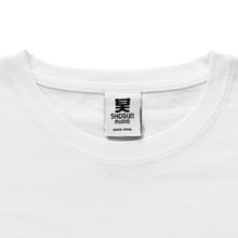 Shogun Audio - Speckled T-Shirt White - Shogun Audio