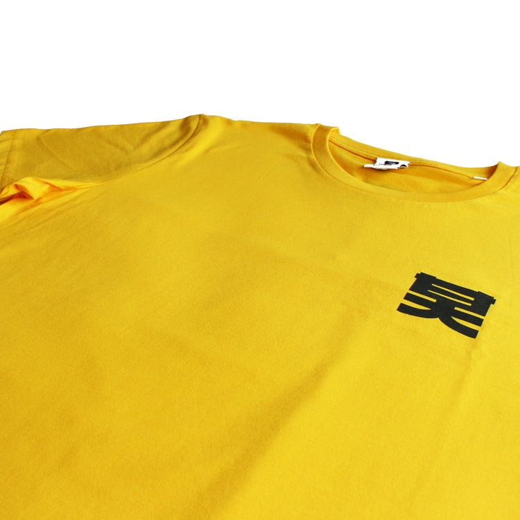 Shogun Audio - Shogun Essentials T-shirt Yellow. - Shogun Audio