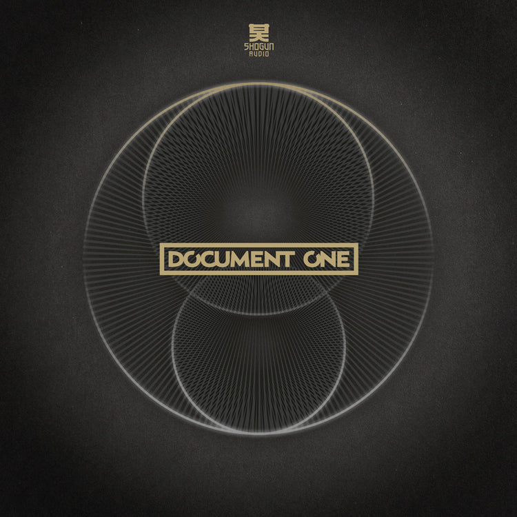 Shogun Audio - Document One - Document One LP - Shogun Audio