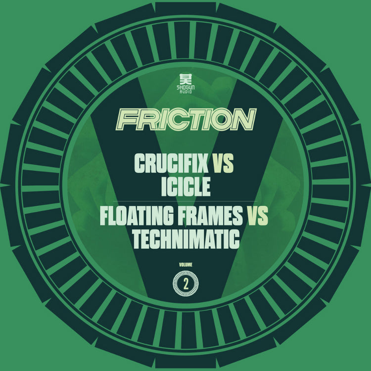 Friction Vs Vol.2 EP