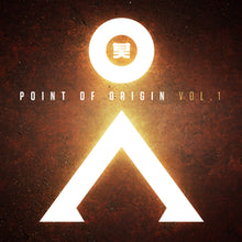 Various Artists - Various Artists - Point Of Origin Vol.1 LP CD - Shogun Audio