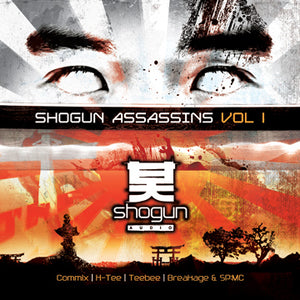 Various Artists - Assassins Vol. 1 EP - Shogun Audio