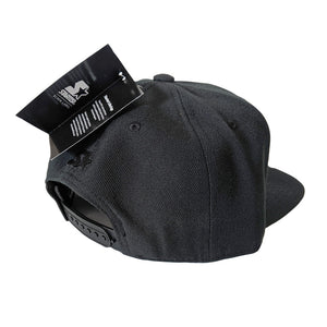 Shogun Audio x Starter Snapback Cap Black On Black - Shogun Audio