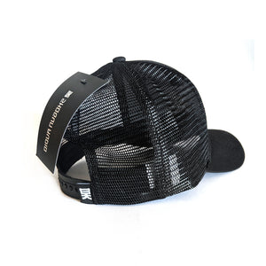 Shogun Audio Trucker Hat Black on Black