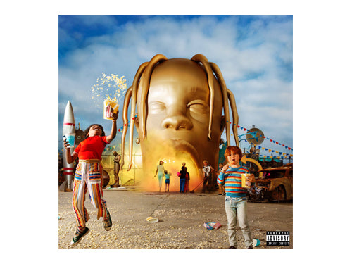 ASTROWORLD CD