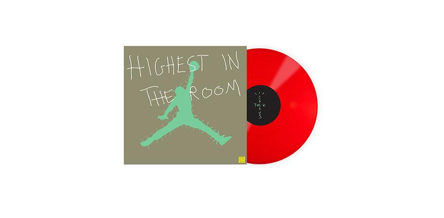"HIGHEST IN THE ROOM CJ AJ 7"" VINYL + DIGITAL SINGLE"