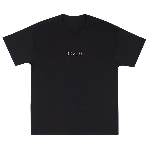 T-shirt Noir 90210 Travi$ Scott