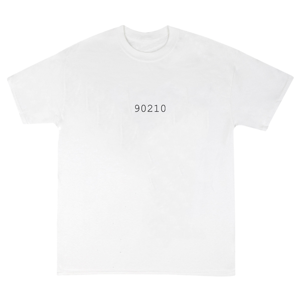 T-shirt Blanc 90210 Travi$ Scott