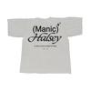 'MANIC' White T-Shirt + Digital Album