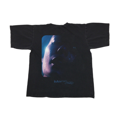 'Crying Glitter' Black T-Shirt + Digital Album