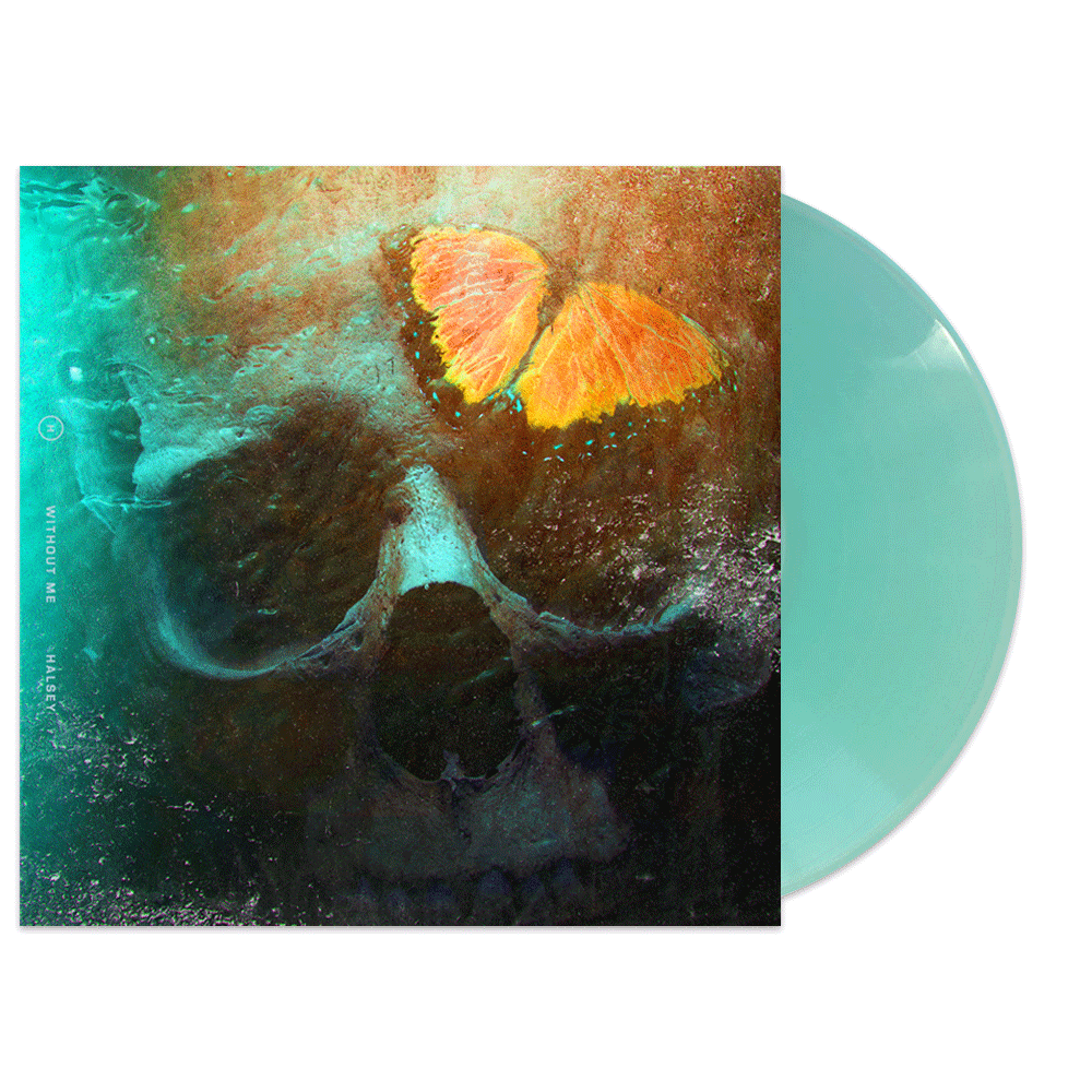 Image result for halsey without me lp