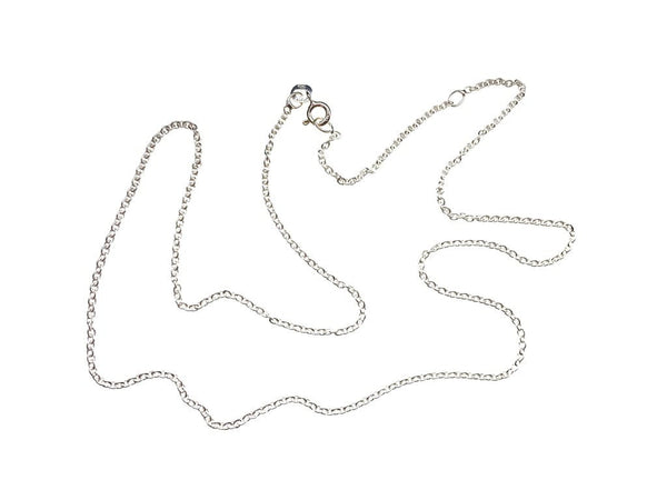Sterling Silver Belcher Chain (1.6mm) - 18