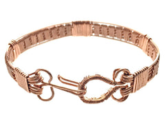 Copper Bracelet - zoom