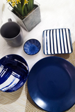 Blue Mixed ceramic Set