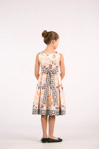 Butterflies and Flowers Dress