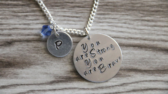 Personalized Hand Stamped Gift/Jewelry