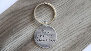 You Are My Sunshine Keychain, Sunshine Keychain