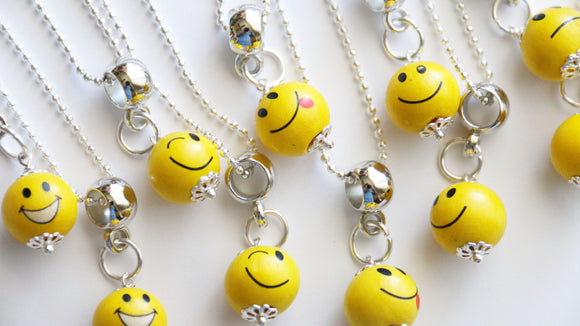 Emoji Party Favor, Emoji Faces