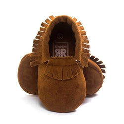 Gorgeous Newborn Moccasins - 12 Colors Available (FREE SHIPPING)