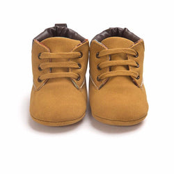0-18M Baby Soft Sole PU Leather First Walkers Crib Shoes - 12 Colors Available (FREE SHIPPING)