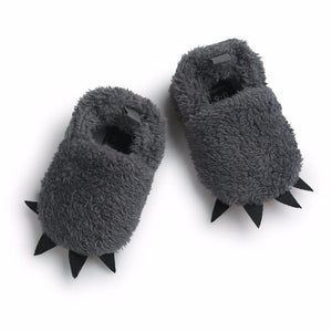 [SAVE $20 NOW] Super Cute Monster Paw Baby Slippers