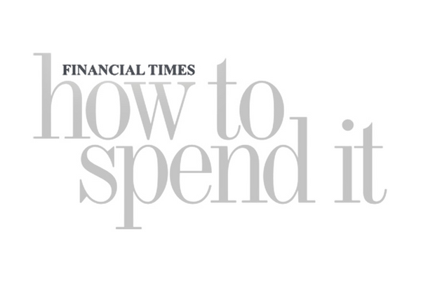 The Financial Time - How To Spend It