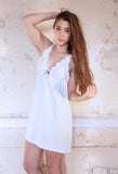 Last sizes ! Amaryllis Nightie 100% COTTON