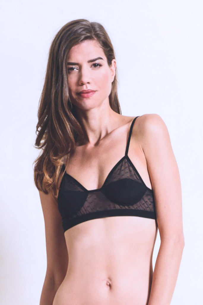 Black Moon Bra