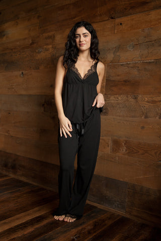 Jersey Lined Lounge Pant- M/L only