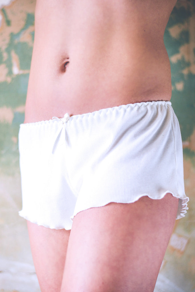 Dewmist Ribbed Short