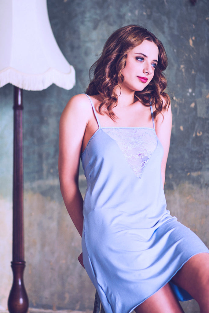 Blue Angel Bamboo Nightie